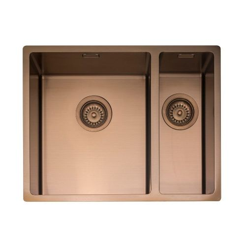 Caple Mode 3415 Copper Inset or Undermount Sink